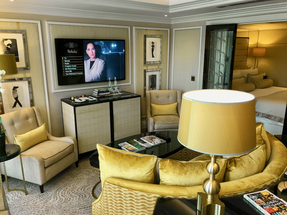 Best Luxury Hotel Suites In London