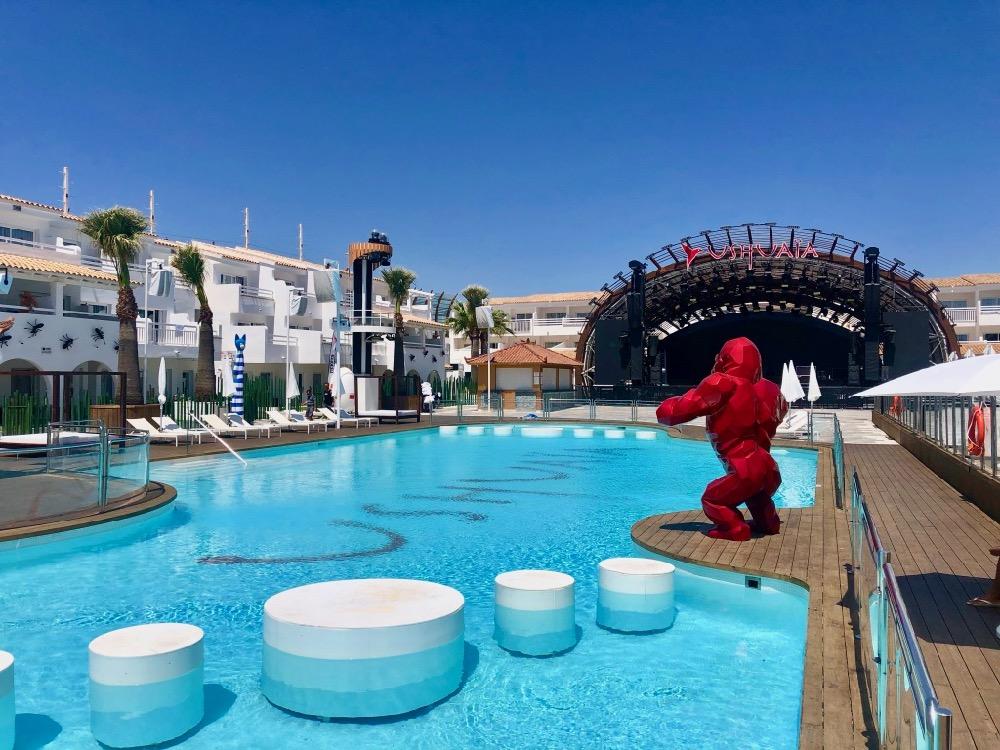 Ushuaïa Ibiza Beach Hotel Review The