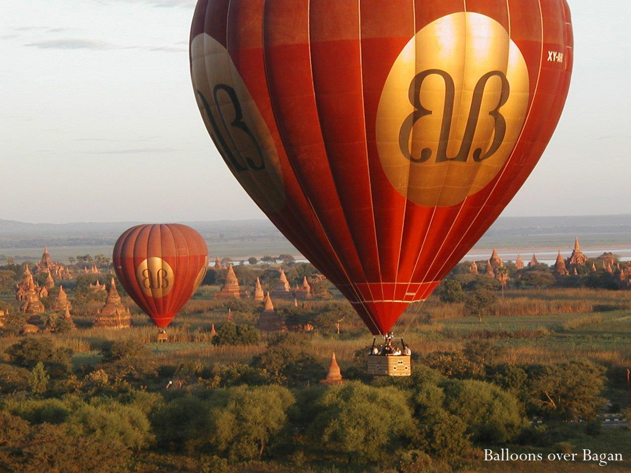 Discover Myanmar's iconic UNESCO temple city of Bagan, with